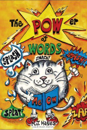 Award-Winning Children's book — The POWer of Words