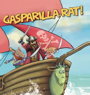 Award-Winning Children's book — Gasparilla Rat