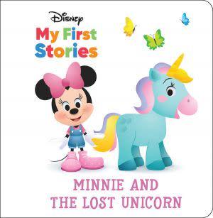 Award-Winning Children's book — Disney My First Stories: Minnie and the Lost Unicorn