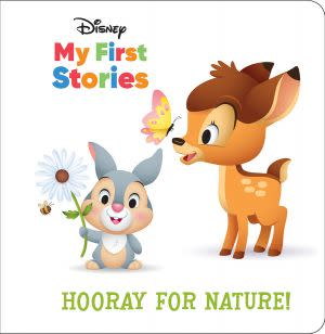 Award-Winning Children's book — Disney My First Stories: Hooray for Nature!