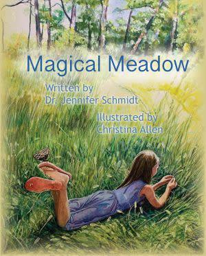 Award-Winning Children's book — Magical Meadow
