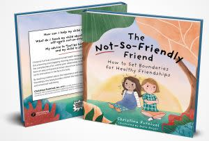 Award-Winning Children's book — The Not-So-Friendly Friend