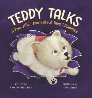 Award-Winning Children's book — Teddy Talks