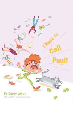 Award-Winning Children's book — I Have to Call Paul!