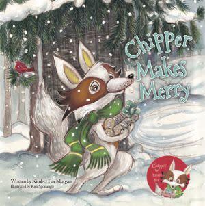 Award-Winning Children's book — Chipper Makes Merry