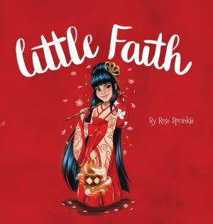 Award-Winning Children's book — Little Faith
