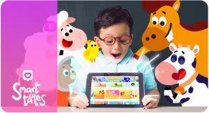 Award-Winning Children's book — Smart Tales