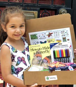 Award-Winning Children's book — Ivy Kids Kits