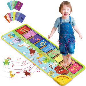 Award-Winning Children's book — Joyjoz Baby Musical Mat
