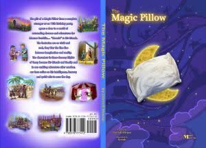 Award-Winning Children's book — The Magic Pillow