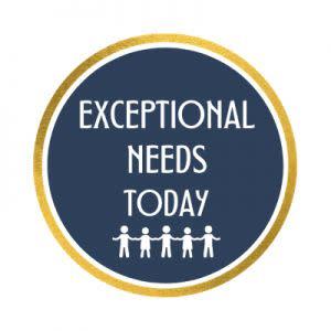 Award-Winning Children's book — Exceptional Needs Today