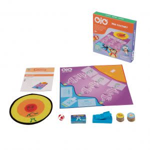 Award-Winning Children's book — DNA Factory Game