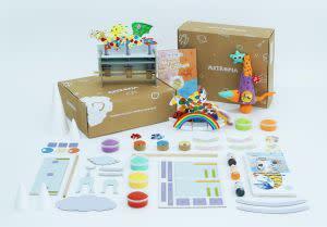 Award-Winning Children's book — Artropia Themed Box