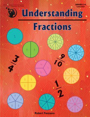 Award-Winning Children's book — Understanding Fractions