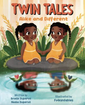 Award-Winning Children's book — Twin Tales: Alike and Different