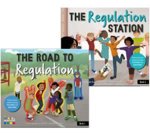 Award-Winning Children's book — The Zones of Regulation Storybook Set