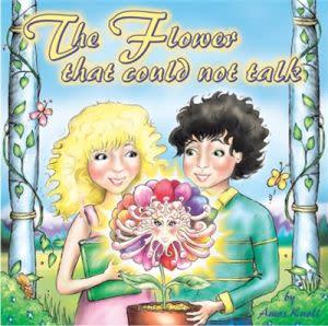 Award-Winning Children's book — The Flower that could not talk