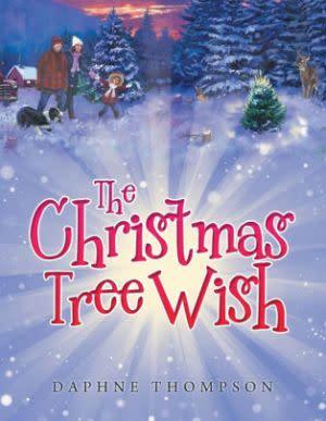 Award-Winning Children's book — The Christmas Tree Wish