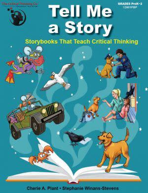 Award-Winning Children's book — Tell Me a Story