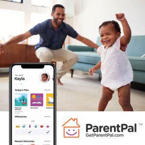 Award-Winning Children's book — ParentPal