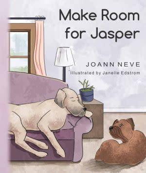 Award-Winning Children's book — Make Room for Jasper