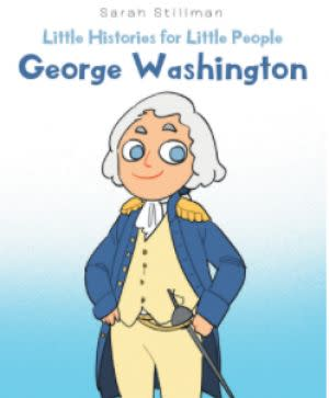 Award-Winning Children's book — Little Histories for Little People