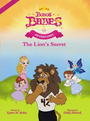 Award-Winning Children's book — Bobos Babes Adventures: The Lion's Secret