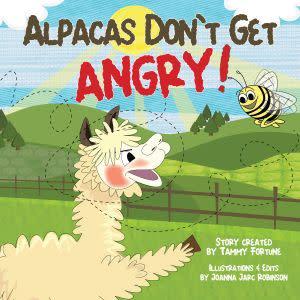 Award-Winning Children's book — Alpacas Don't Get Angry!