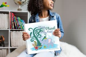 Award-Winning Children's book — Saving The Planet With My Poo