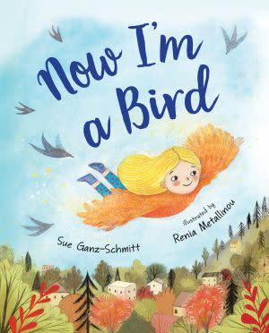 Award-Winning Children's book — Now I'm a Bird