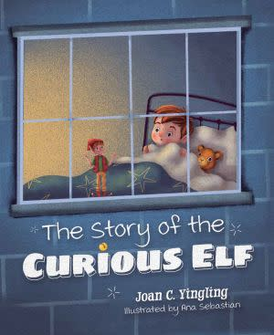 Award-Winning Children's book — The Story of The Curious Elf