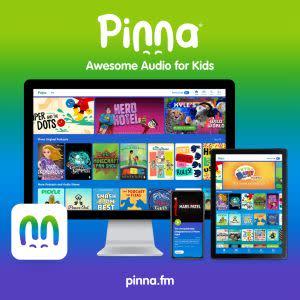 Award-Winning Children's book — Pinna