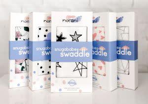 Award-Winning Children's book — Norani Snugababe Swaddle™