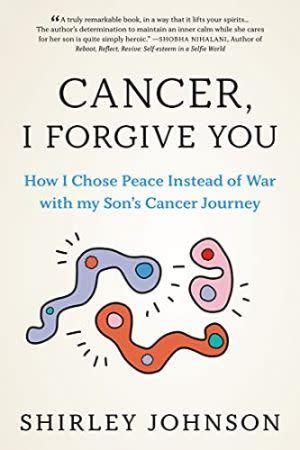 Award-Winning Children's book — Cancer, I Forgive You