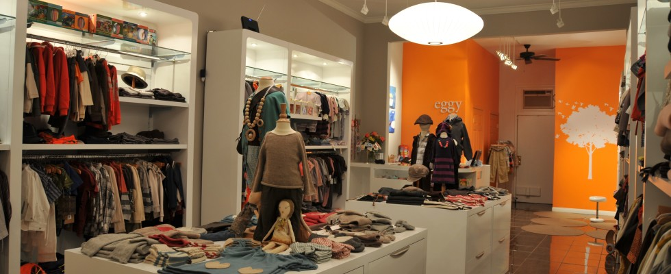 Odd clothing store. Women clothing stores