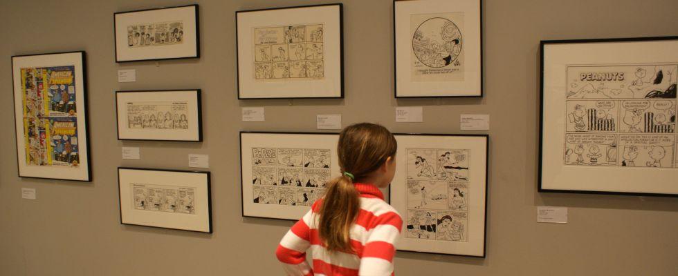 Must Do: Cartoon Art Museum