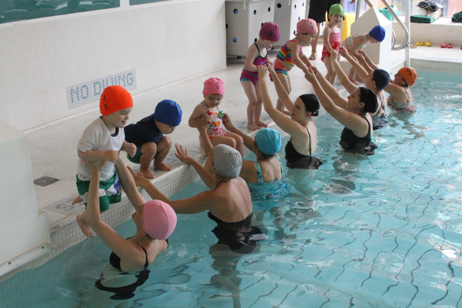 Best Swimming Classes For Kids In New York City