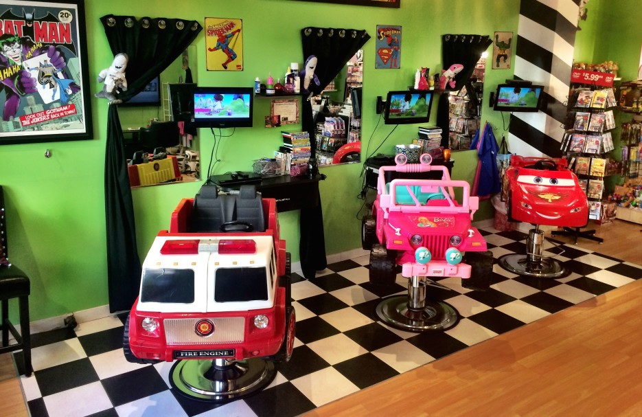 Mommy Nearest - 6 Places For Children's Haircuts in NYC
