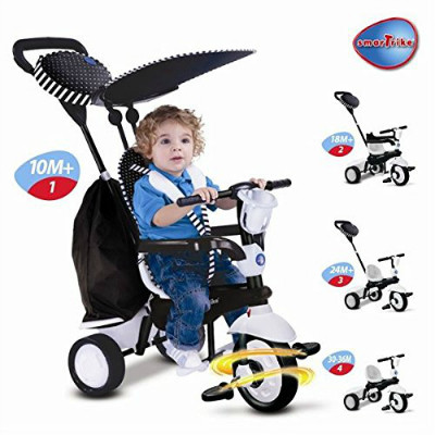 Bikes For Toddlers With Push Bars rigid safety bar and
