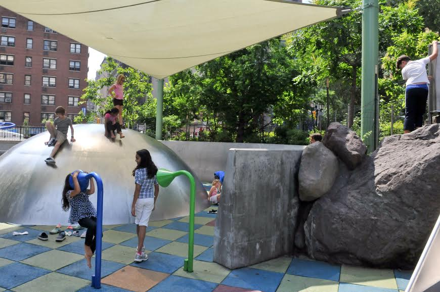 nyc playgrounds