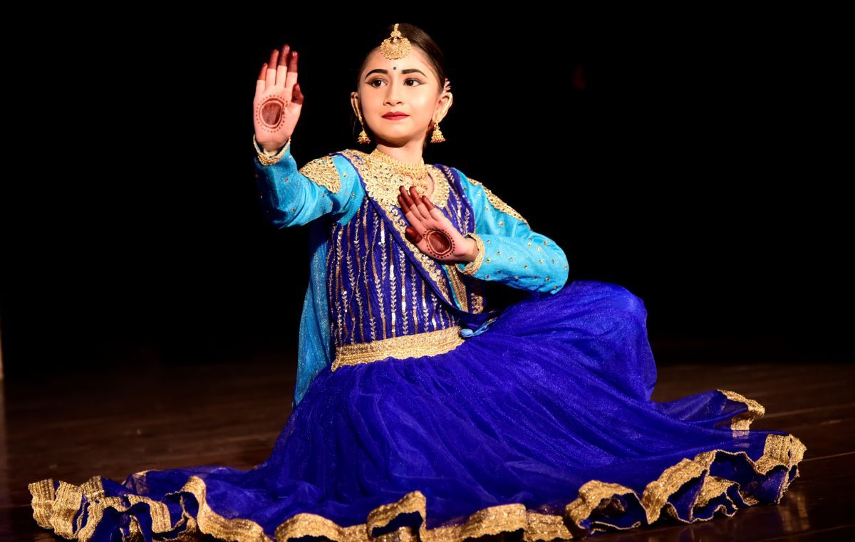 National Kathak Champion #Sharvi kesharwani