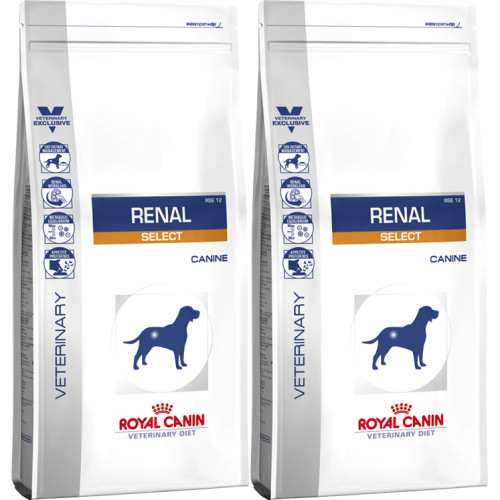 Royal Canin Veterinary Renal Select Dog Food From 1588