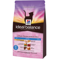 Hills Ideal Balance Kitten Chicken & Rice