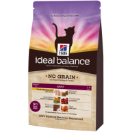 Hills Ideal Balance No Grain Chicken & Potato Adult Cat Food