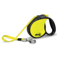 Flexi Retractable Neon Dog Lead