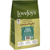 Lovejoys Fish & Rice Senior Dog Food
