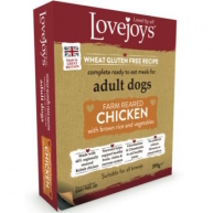 Lovejoys Chicken & Vegetables Wet Dog Food