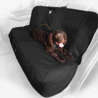 Kurgo Dog Bench Seat Cover Black