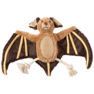 Bertie the Bat Dog Toy 10""