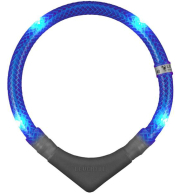 Leuchtie Plus LED Blue Dog Collar